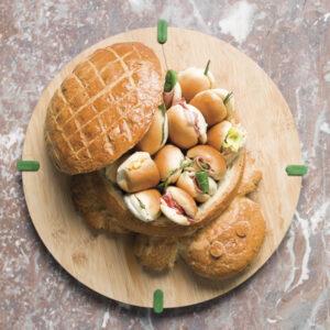 Belegde broodjes & verrassingsbroden & salades